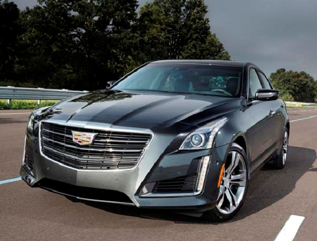 Cadillac CTS new at Tier One Leasing, $0 down lease deals